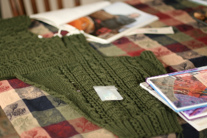 Seaming of the Inishmaan