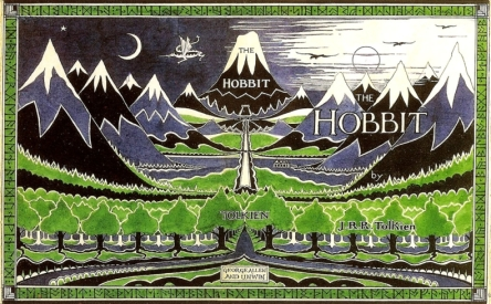 The-hobbit-first-edition-dust-jacket-book-cover