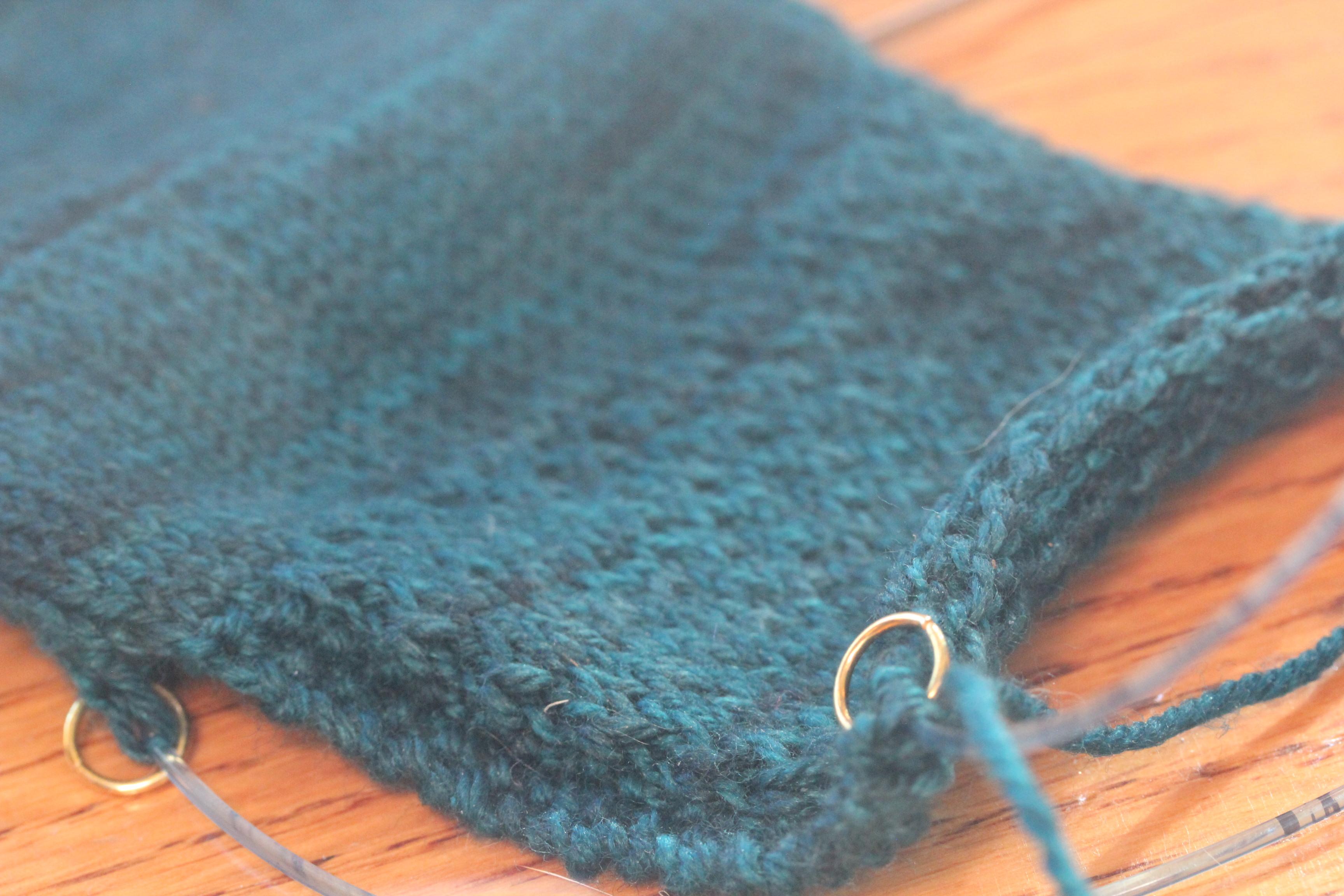 Knitting Stitches Eye Of Partridge : Mirkwood Clue 3 Socks-for-Mum
