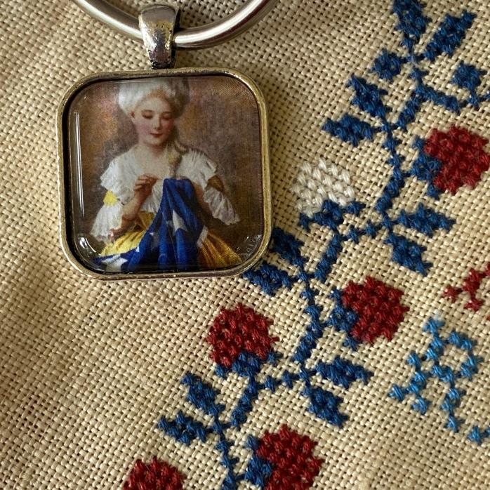 Betsy Ross Thread Keep
